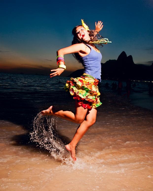 Brasileña