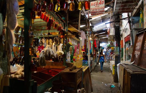 Mercado de San Joaquím