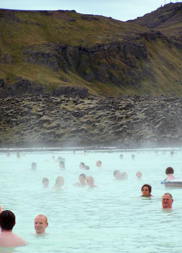 Luna de miel - Islandia