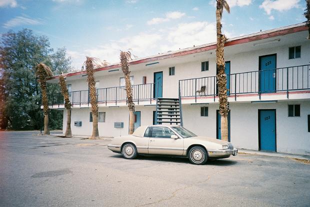 Motel-de-carretera