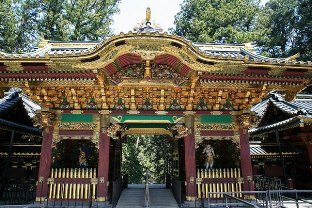 Nikko-templos-1