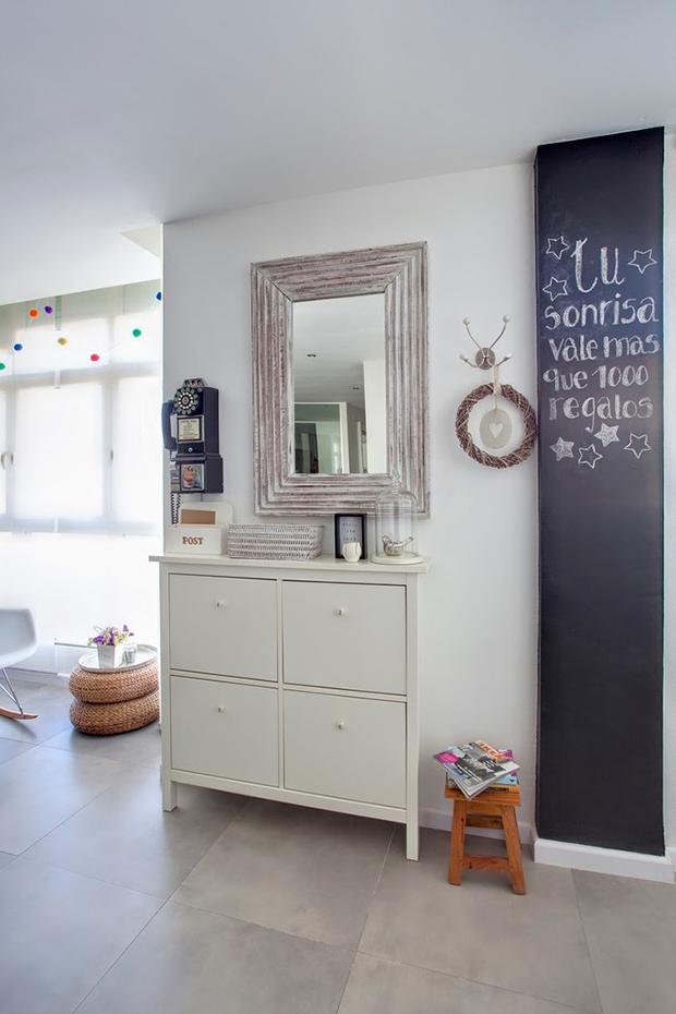 Dale un toque vintage a la entrada de tu casa blog hofmann for Entradas de casa ikea