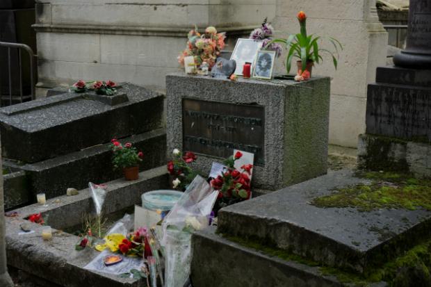 Cementerio París
