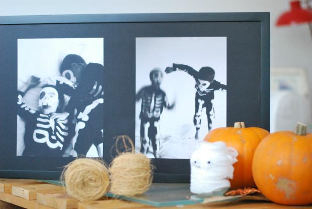 Halloween con niños DIY