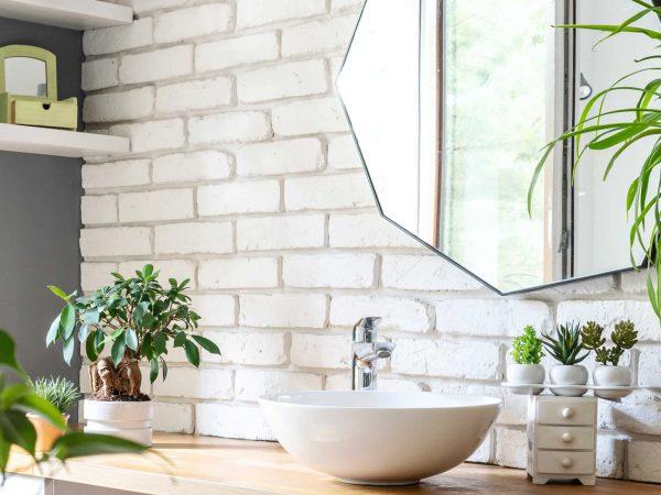 Ideas para decorar un baño con fotos