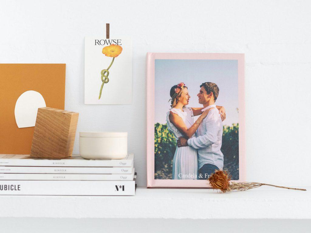 Consejos para escoger las fotos para un álbum de boda