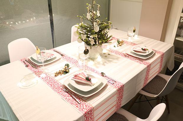 Decorar la mesa de Nochevieja