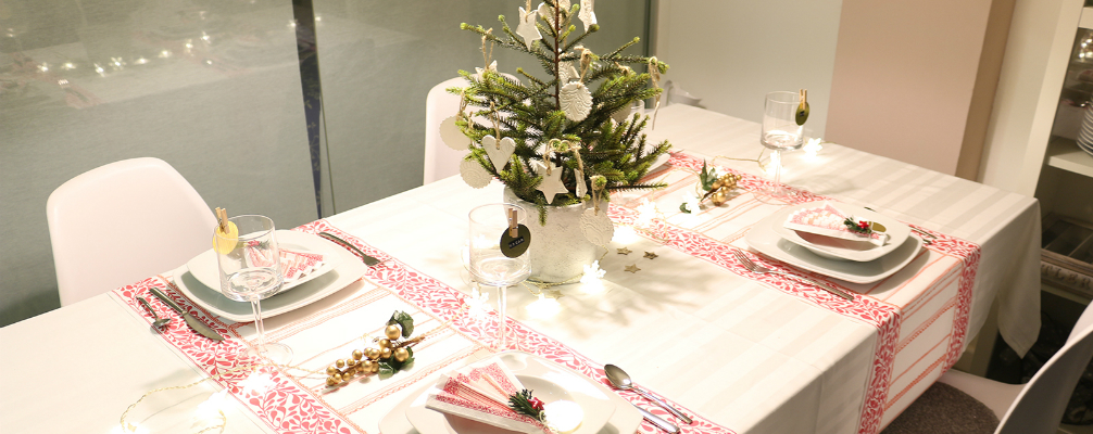 ideas para decorar una mesa para la cena de fin de a o
