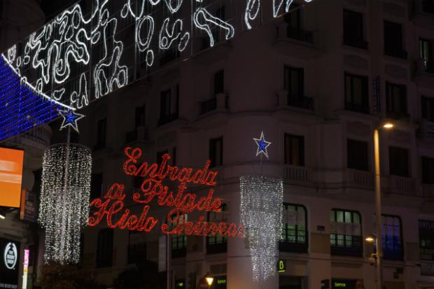 Mercadillos de Navidad en Madrid