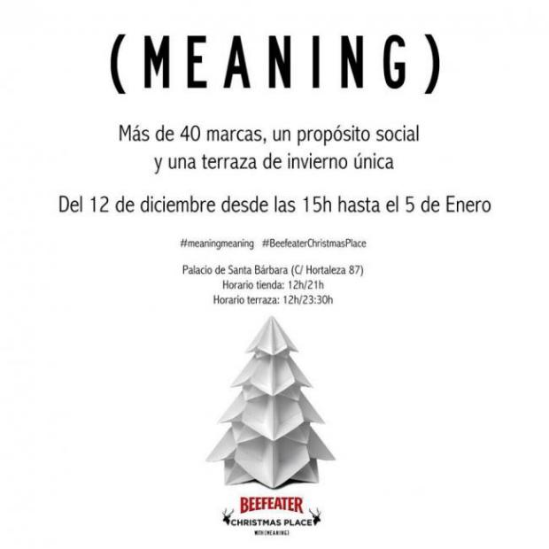 Mercadillos de Navidad en Madrid Meaning