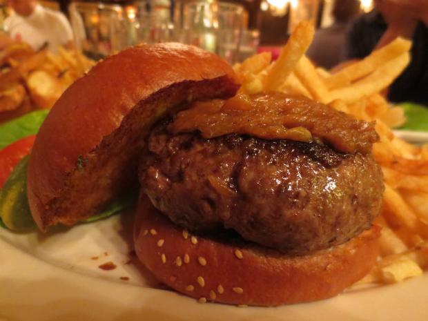 Hamburguesas Minetta Tavern Burger Nueva York
