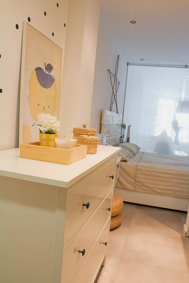 Integración de ambientes cuarto de baño