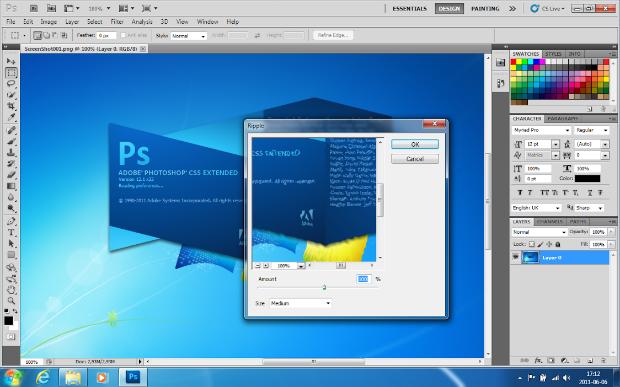 Programas para editar fotografías - Photoshop