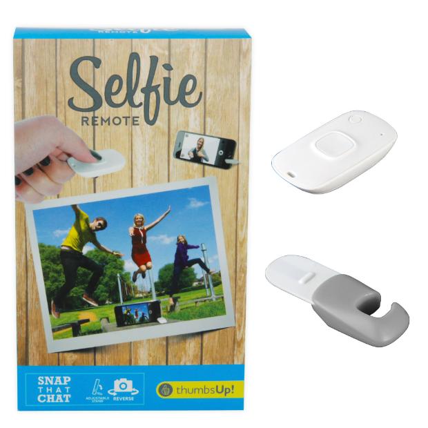 Selfie Remote_Regalos San Valentín