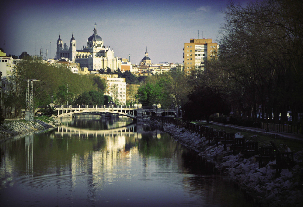 Madrid Manzanares