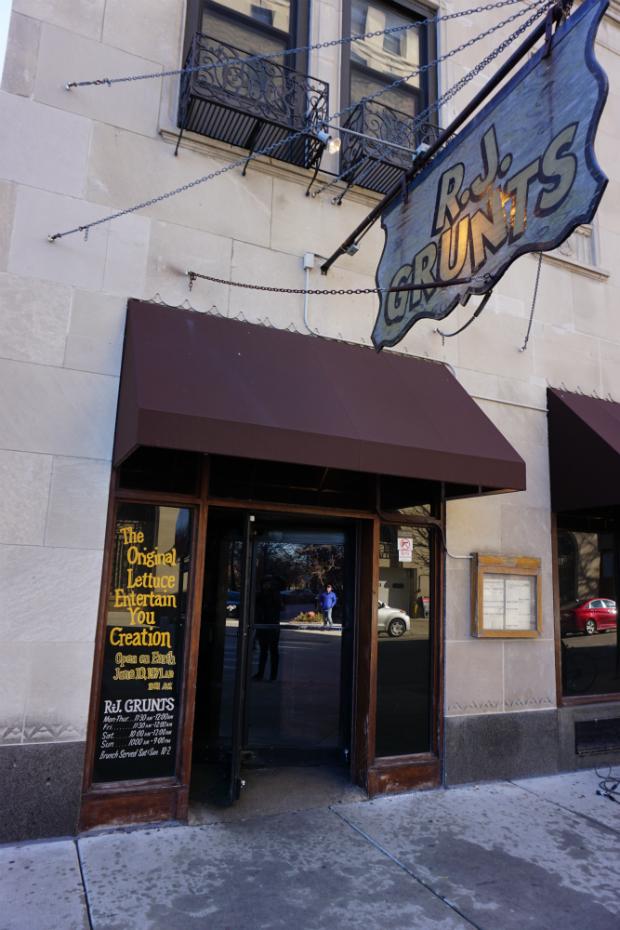 Restaurantes en Chicago_J.R Grunts