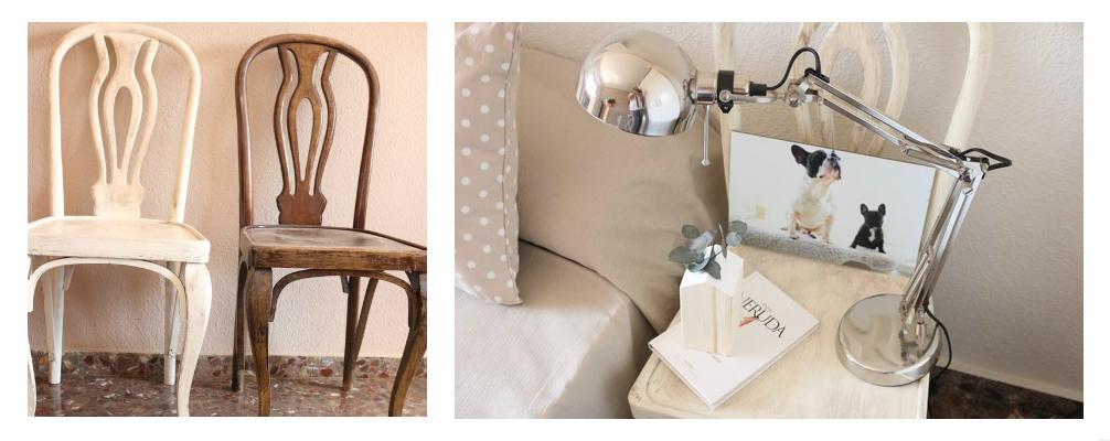 Convierte tus muebles antiguos en las estrellas de la casa - Muebles antiguos de comedor ...