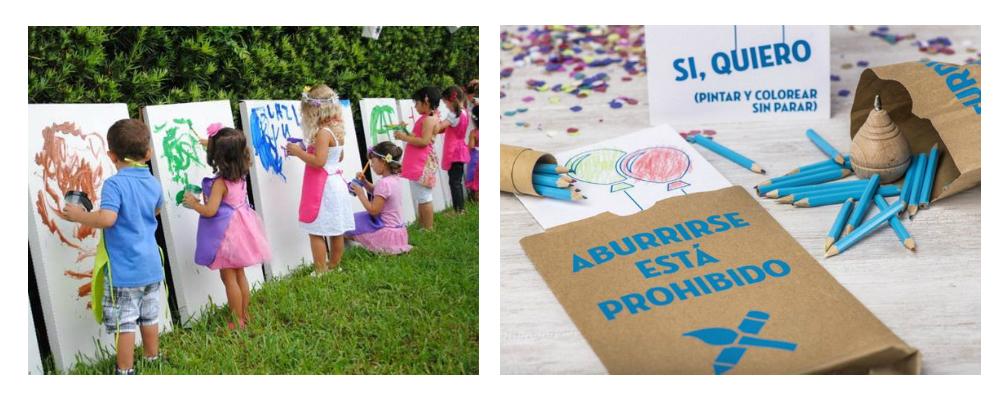 Actividades para niños en bodas_Destacada