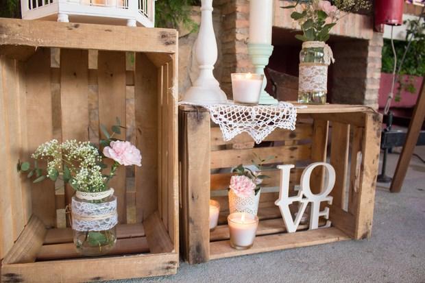Buenas ideas para decorar bodas