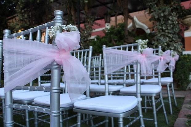 Cómo decorar una boda