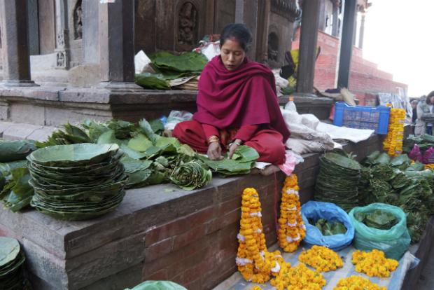 Gente de Nepal
