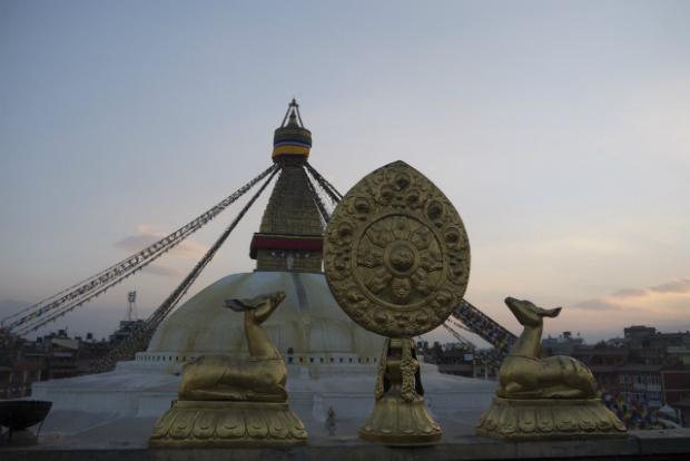 Monumentos de Nepal