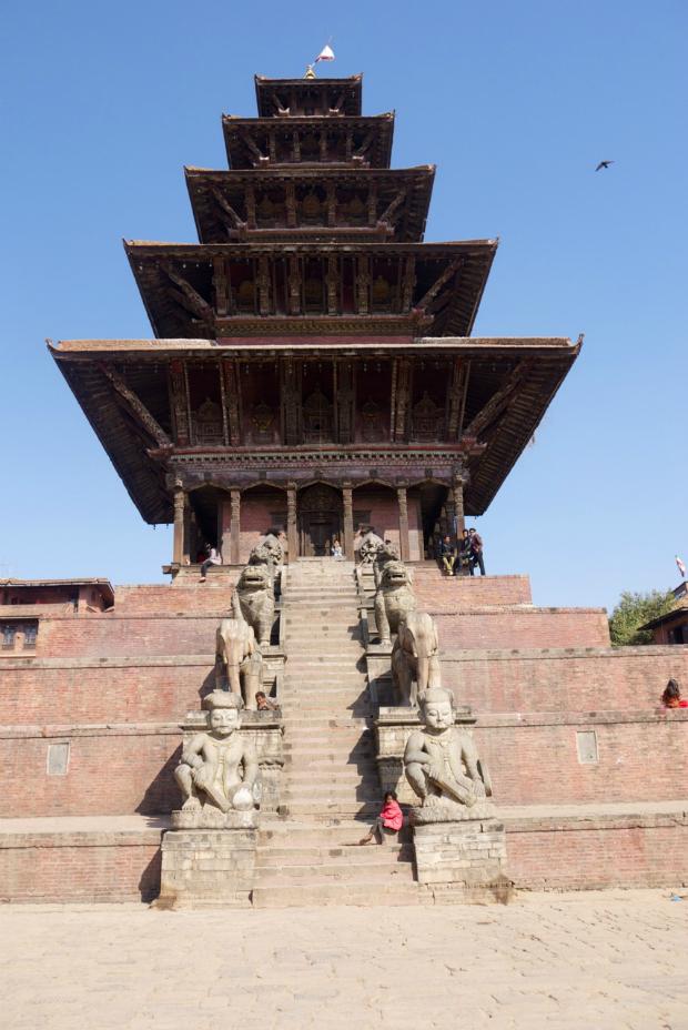 Tamplos en Nepal