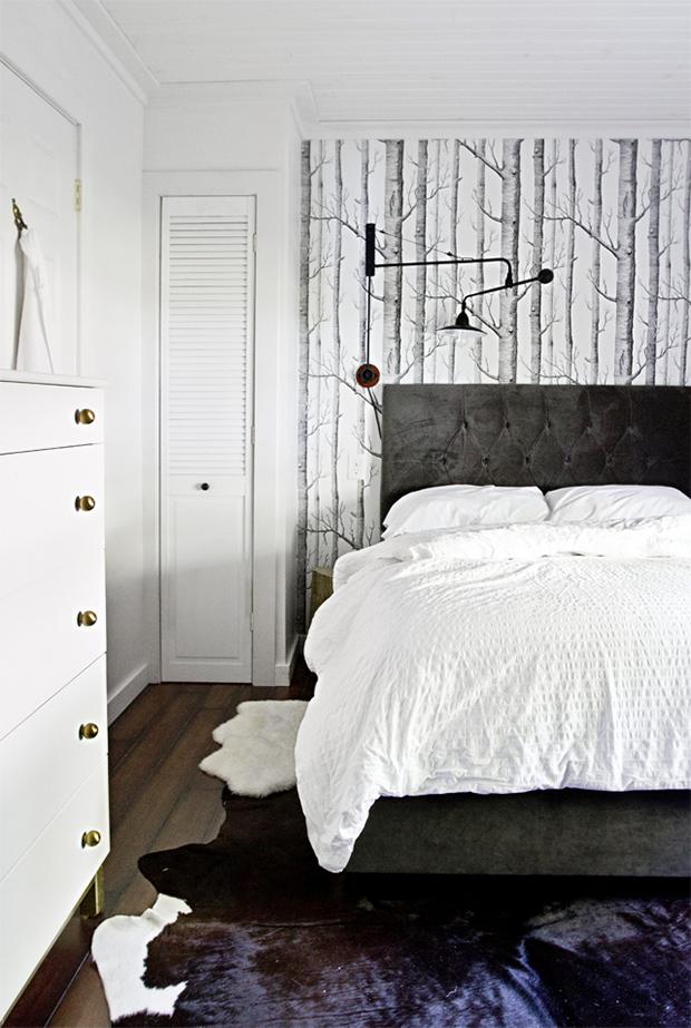 Dormitorios Con Papel Decorativo