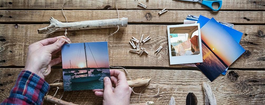 decora tu habitacion con fotos