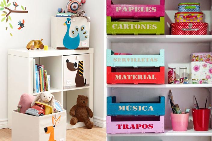 Tips para decorar cuartos infantiles_