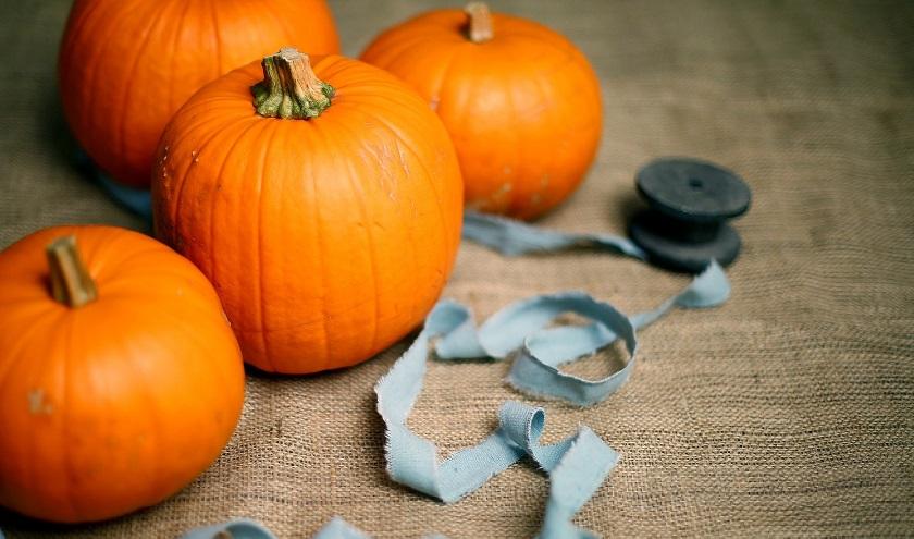 halloween decoracion calabazas