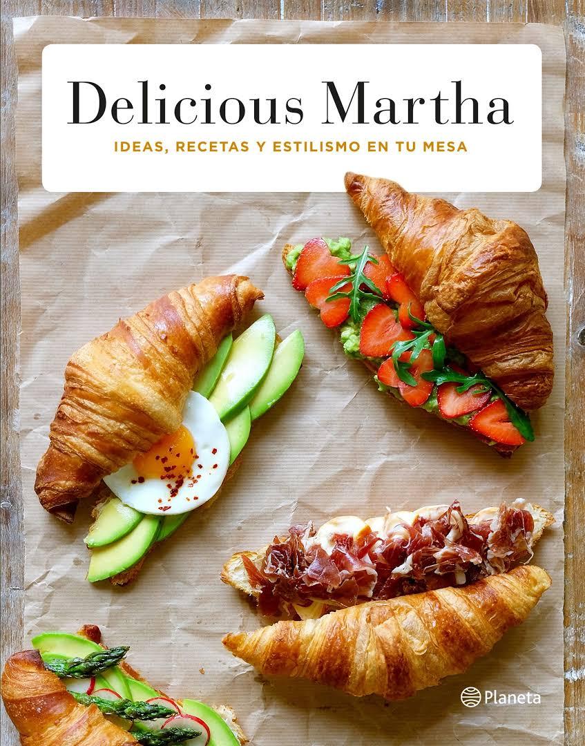Libro Deliciour Martha