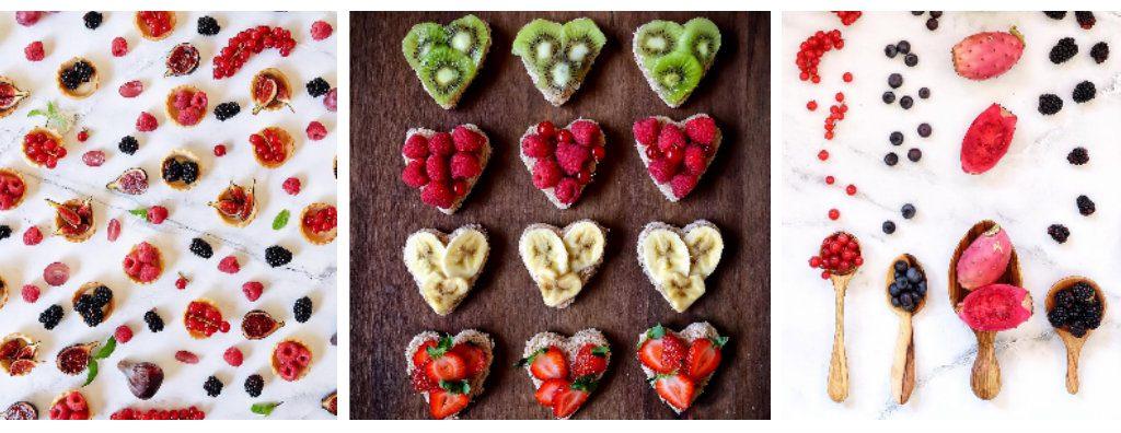 Fotos de comida Instagram