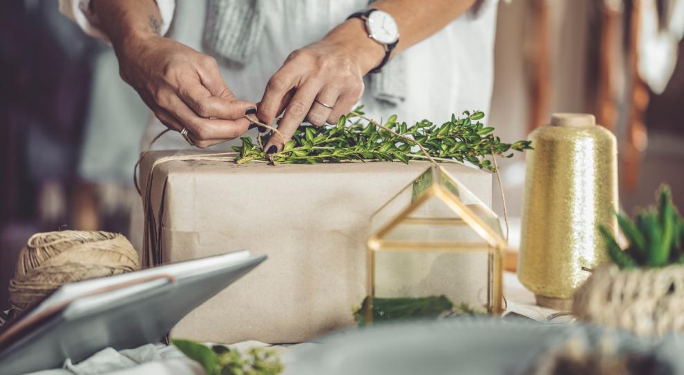 formas originales envolver regalos