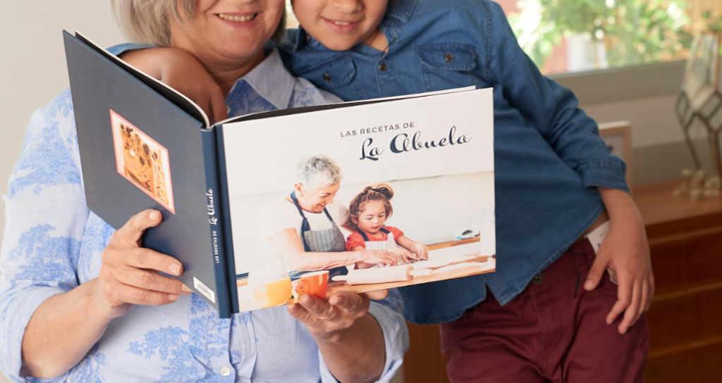 album fotos abuela