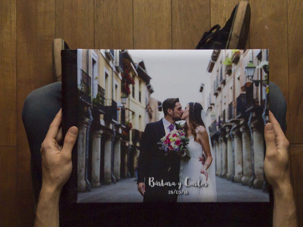 album de fotos de boda - Hofmann