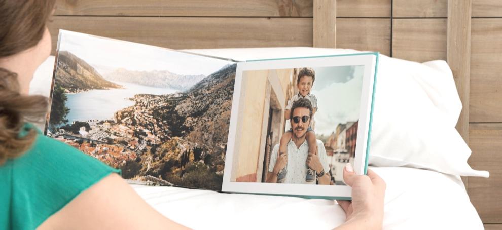 album de fotos vacaciones