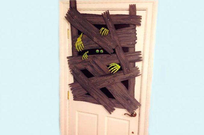 decorar halloween barato