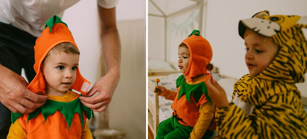 disfraz halloween para los peques