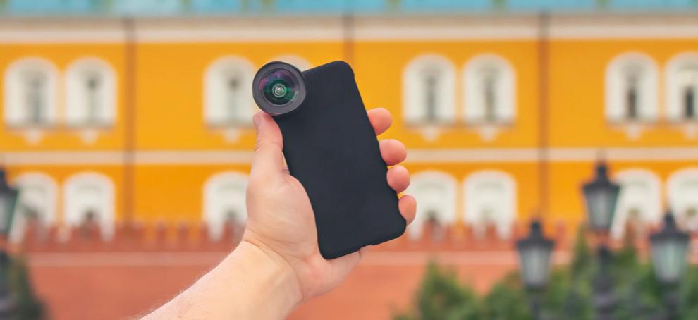 lentes para tu telefono movil