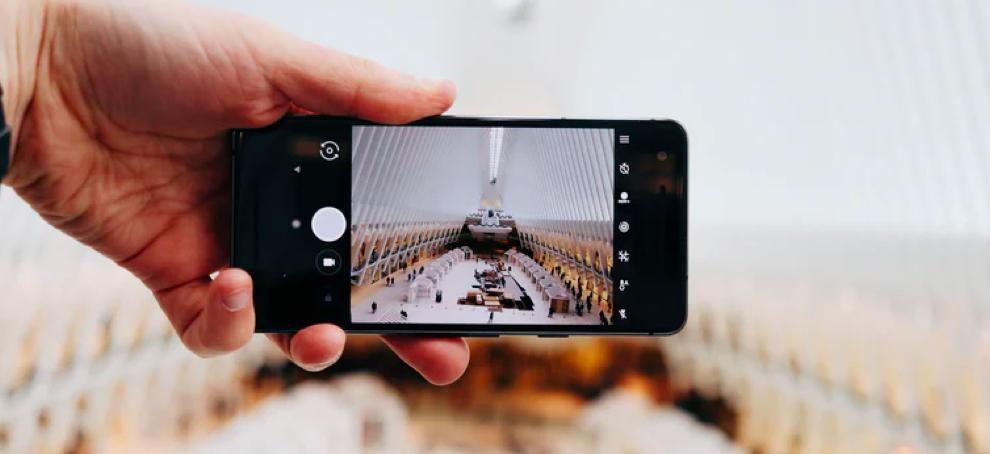 hacer fotos con tu movil