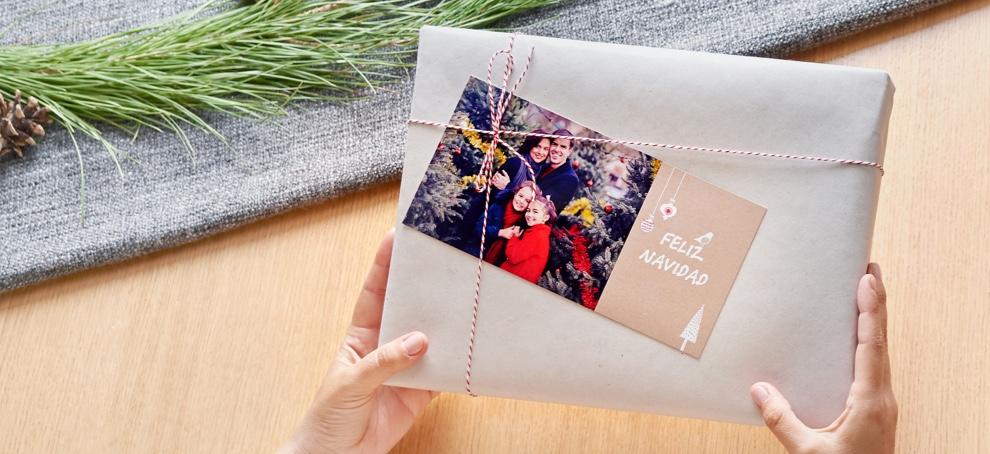 escribir postal navidad