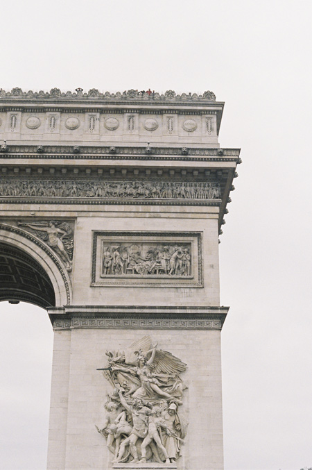Arco de Triunfo Paris
