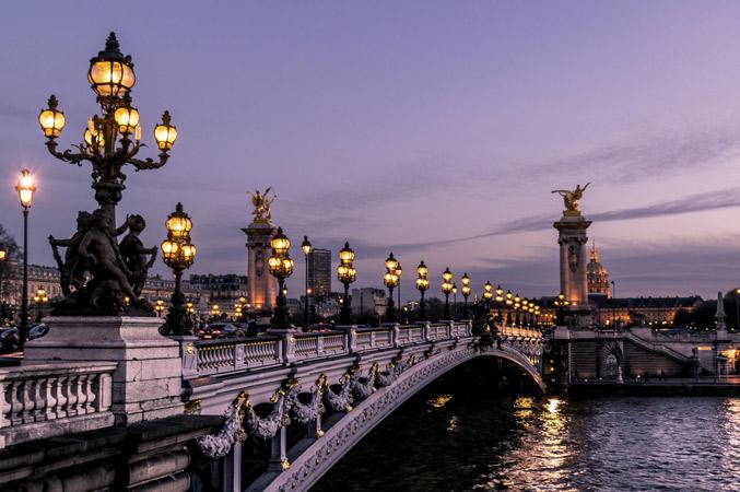 Lugares visitar en Paris