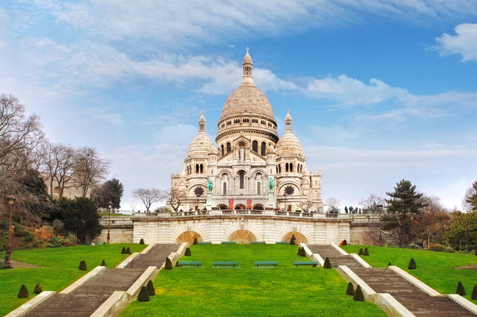 lugares para ver Paris