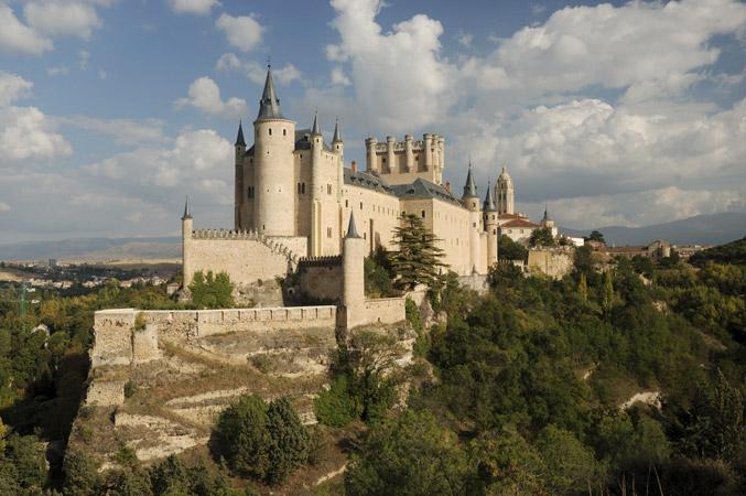 Castillos Segovia