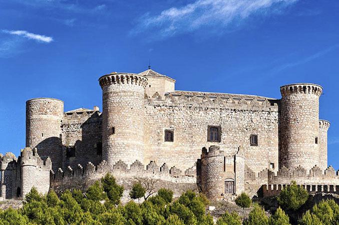 Castillos Castilla la Mancha