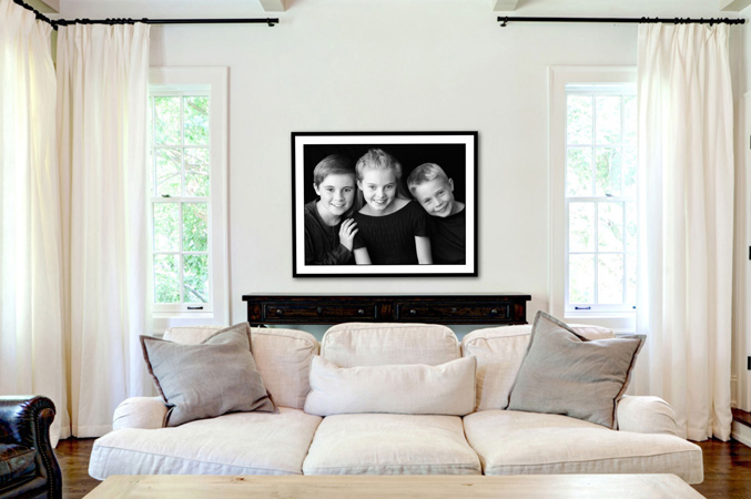 como decorar tu casa con fotos