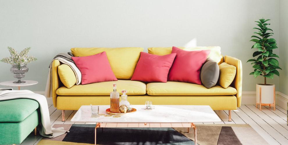 colores para decorar una casa pequeña