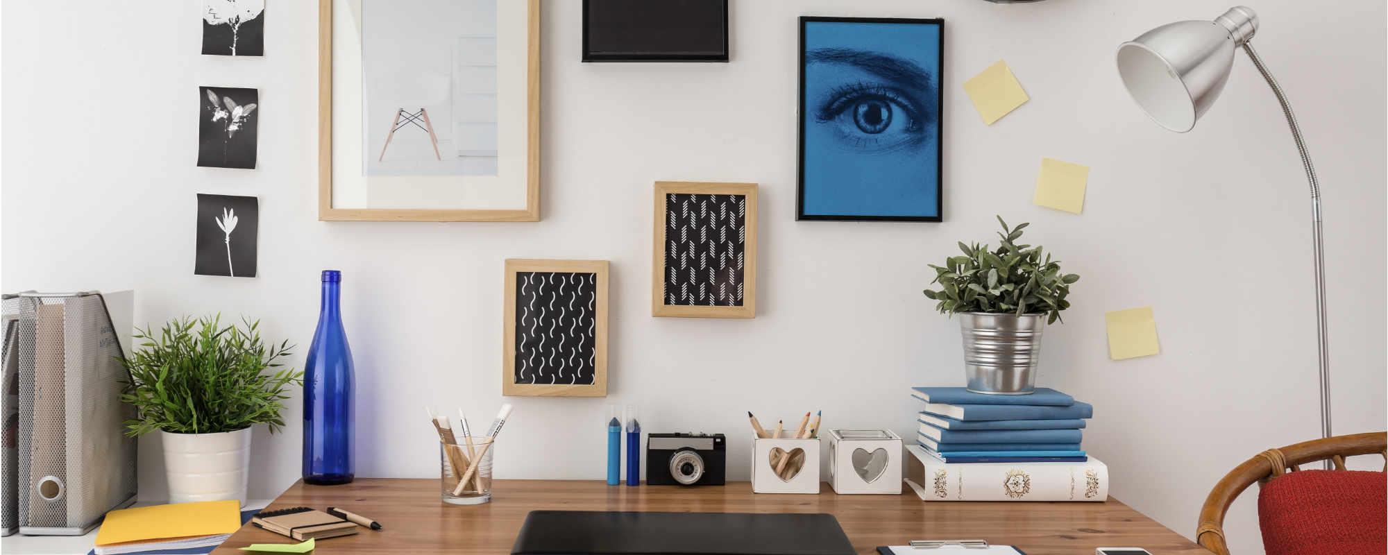 10 ideas para decorar tu habitaci n con fotos y que quede for Accesorio de decoracion de la habitacion
